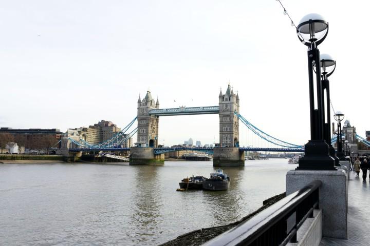 London, a dream cometrue